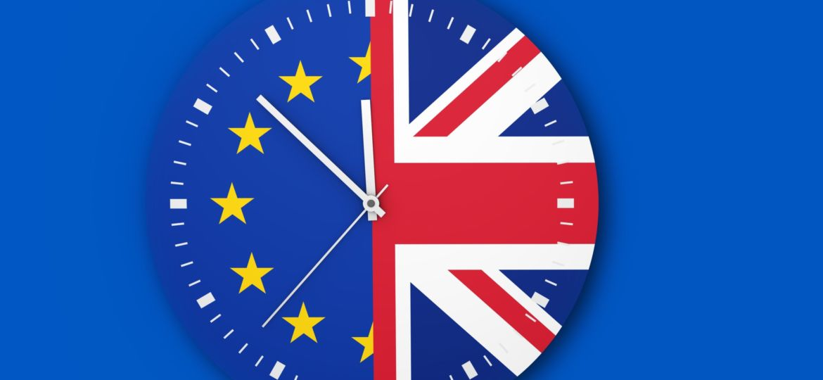 brexit-deadline-clock-europe-united-kingdom-flags-eurgbp